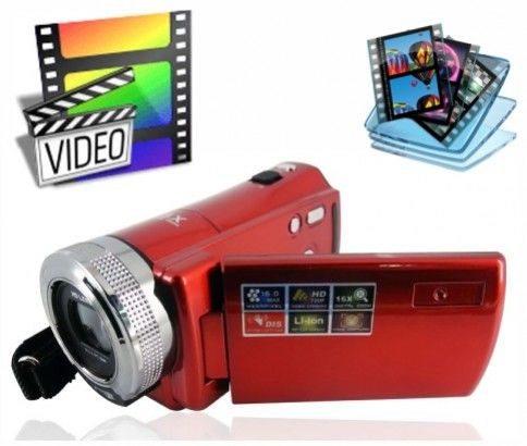 Past never comes back. So, capture those beautiful moments and preserve it so that you can look back to your past whenever you want. Ikoala.com.au offers 16MP Digital Video Camera Camcorder that can click and take best quality videos of your sweet moments at just $69.00.