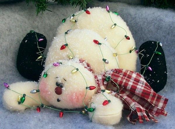 Darling snowman ... ok I'm having a CUTE attack