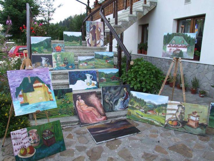 Tabără de pictură pentru adulți la Balcic. Sună bine, nu?