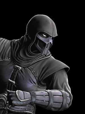 Noob Saibot from Mortal Kombat