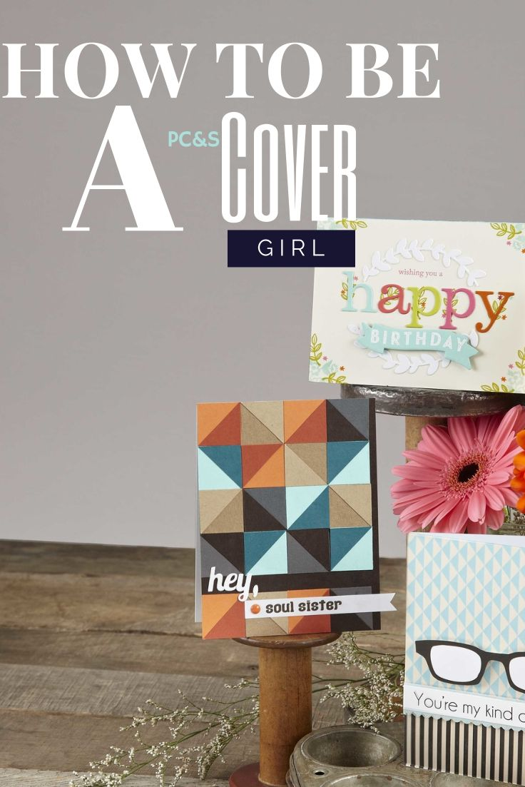 How to scrapbook magazine articles - A Peek Into How Papercrafts Scrapbooking Pick Projects For The Cover