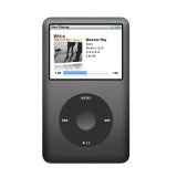 Apple iPod classic 120 GB Black (6th Generation) OLD MODEL (Electronics)By Apple