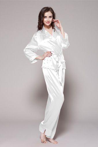 17 Best ideas about Womens Silk Pajamas on Pinterest | Silk ...