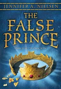 http://www.adlibris.com/se/organisationer/product.aspx?isbn=0545284147 | Titel: The False Prince - Författare: Jennifer A. Nielsen - ISBN: 0545284147 - Pris: 80 kr