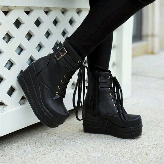 Creepers boots