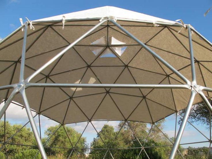 Top Oltre 25 fantastiche idee su Cupola geodetica su Pinterest | Tenda  RU25