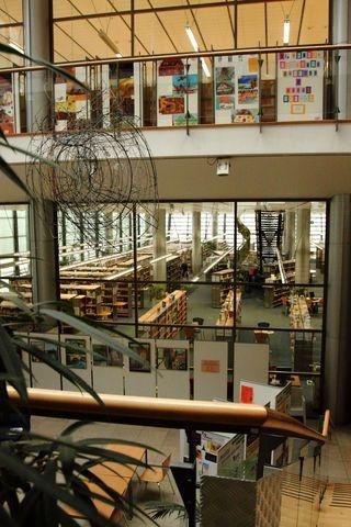 Library Liberec