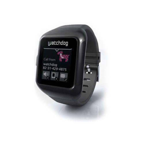 "[WatchDog] Smart Digital Watch BTSW-100 Bluetooth 1.1"" Touch Screen (Black)"