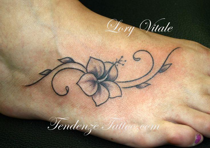 Favoloso Oltre 25 fantastiche idee su Tatuaggi floreali su Pinterest  XH28