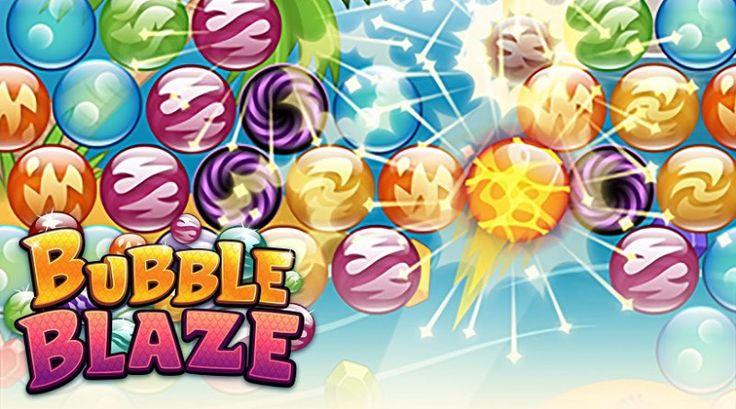Bubble Blaze ist ein saugeiler Bubble Shooter