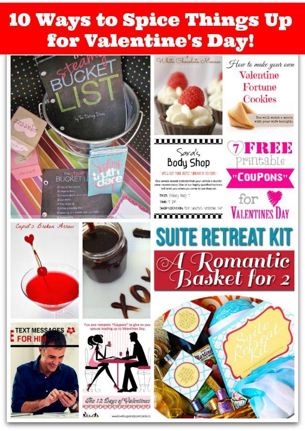 156 best Valentine\'s Day Ideas images on Pinterest | Valentines ...