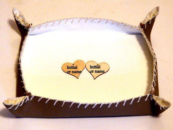 Personalized Tray Custom Valet Tray Gift por Personalizedbox