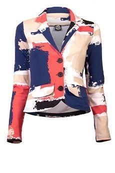 Jubilee Star Jersey Jacket