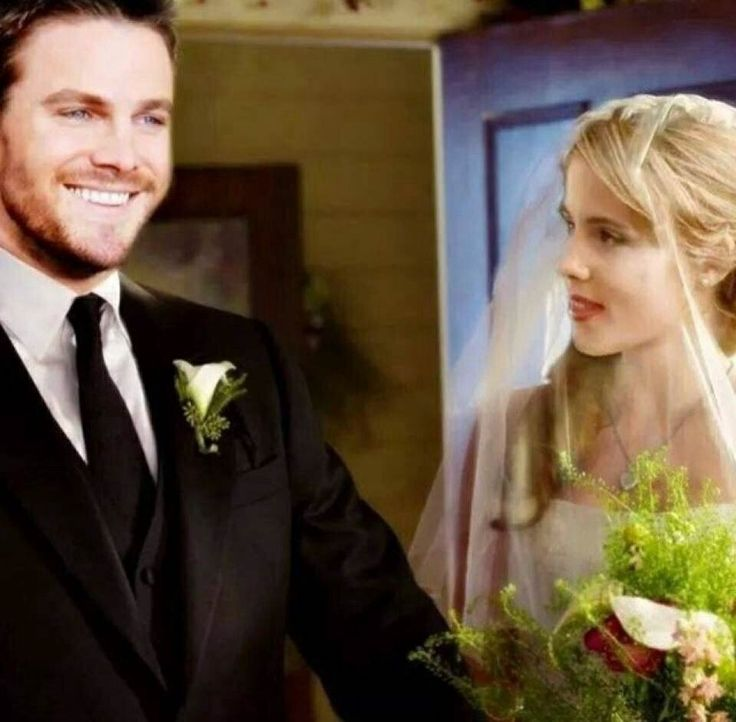arrow olicity wedding oliver queen and felicity smoak