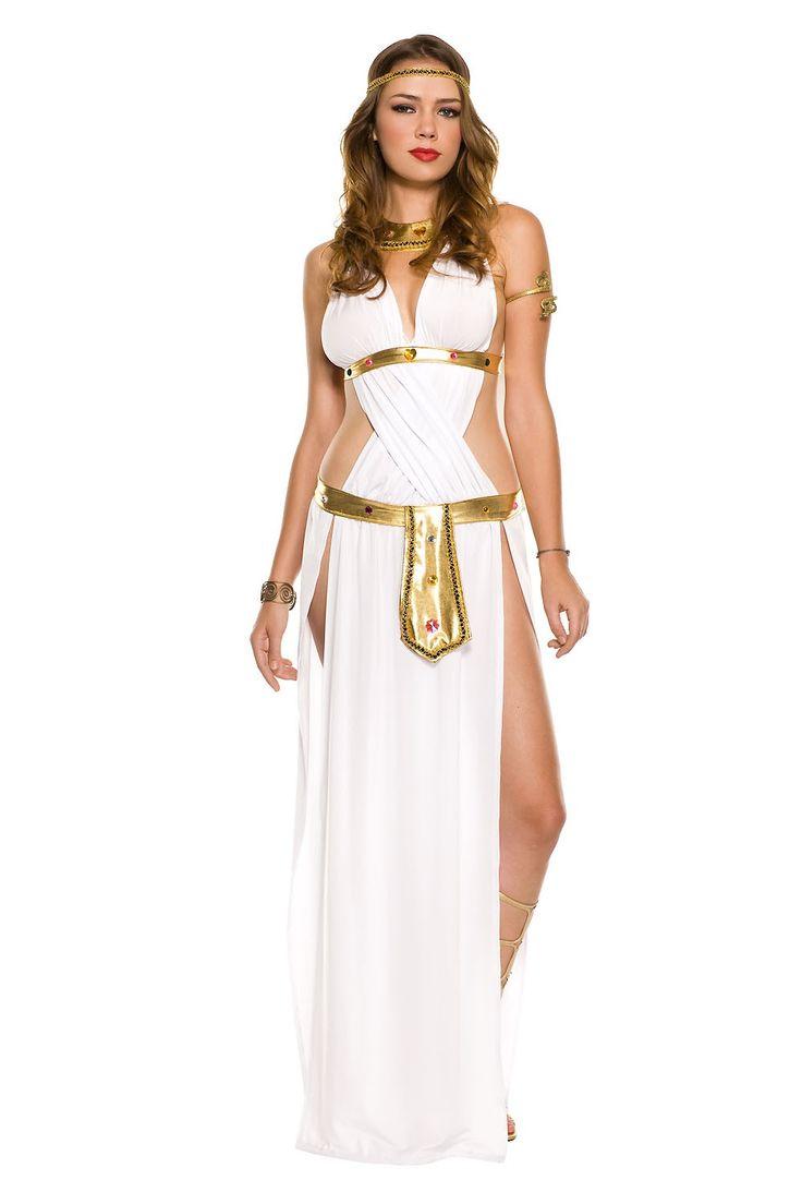 #MusicLegs #StaySexy www.fifty-6.com ML70320 White Sexy Goddess