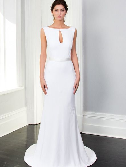 Our Elyse II gown