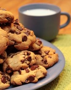 Chocolate Chip Cookies!Desserts Recipe, Yummy Desserts, Chocolate Chips, Chocolates Chips Cookies, Chocolates Cookies, Chocolate Cookies, Cookies Recipe, Chocolate Chip Cookies, Cookie Recipes