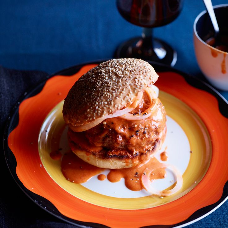 In Saint-Pascal, a village near Kamouraska, the burger topping of choice is Kraft Catalina dressing. Morin and McMillan create a tangy homemade versio...