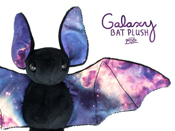 The Cuddly Space Bat Invasion Is About To Begin!