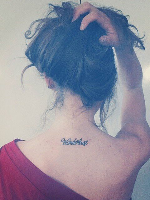 Tattoo Ideas + Placement // Pretty + Small Designs // Wanderlust