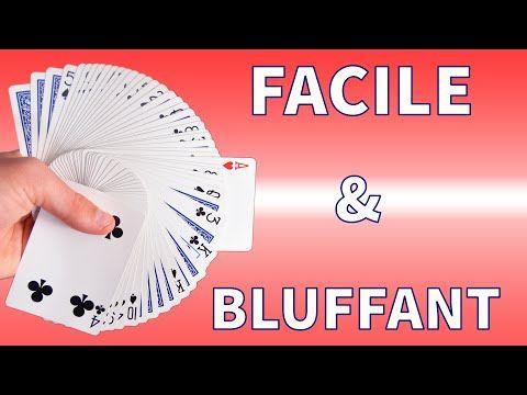 Rendez FOU vos amis avec 3 cartes - Tour de magie FACILE expliqué - YouTube