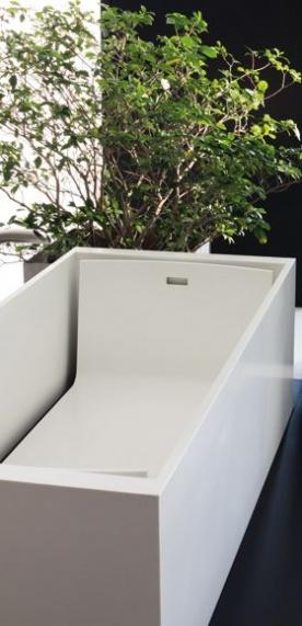 14 best radiant heat stylish radiators images on pinterest designer radiator radiant heat - Sifone vasca da bagno ...
