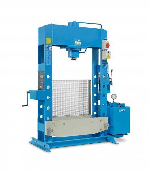 Pressa Elettroidraulica due Velocità OMCN 164-R 100T