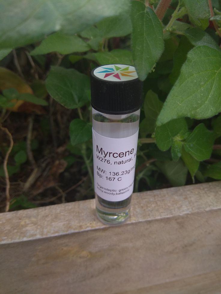 Terpenes UK Μυρσένιο (Myrcene) 10ml