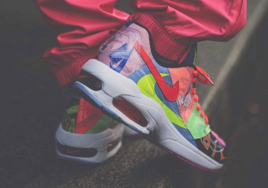 buy online 2b8be 499d3 atmos To Release Nike Air Max 2 Light Collaboration This Saturday