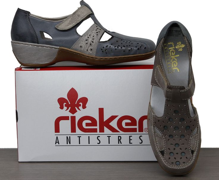 Our spring and summer stock is starting to arrive!!  #summer #spring #shoes #sandals #comfort #fashion #rieker #support