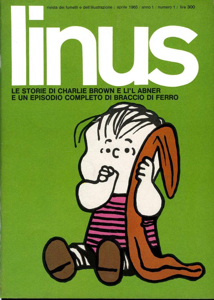 #Linus n.1 - 1965