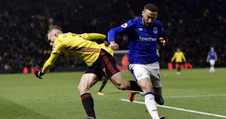 Everton manager Sam Allardyce blames Watford defeat on a lack of a finisher: * Everton manager Sam Allardyce blames Watford defeat on a…