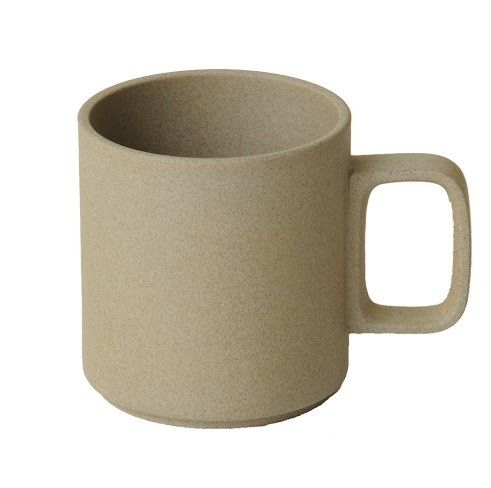 TORTOISE GENERAL STORE | Mugs (Natural) by Hasami Porcelain - Hasami Porcelain