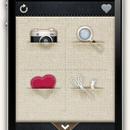 mobile pocket layout