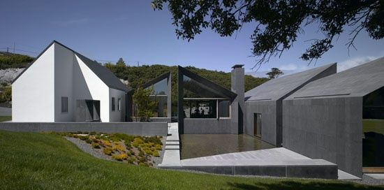 west ireland architecture - Google Search