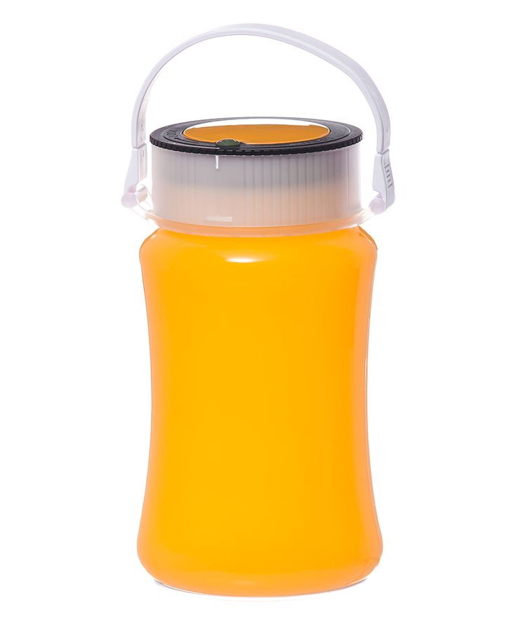 Orange Firefly Kid-Friendly Lantern