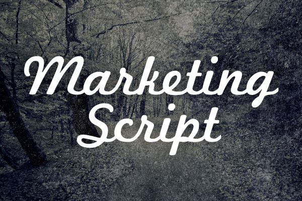 The Best Free Script Fonts for Creating Vintage Logos - lots of good ones, EXCEPT brush script, yuck! Sorry if you like that one, I just don't.