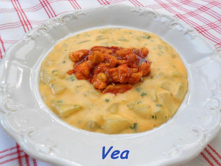 Vea - Receptgyűjtemény: Karalábé főzelék