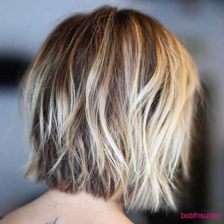 Bob Frisuren 2017 | Damen Kurzhaarfrisuren und Haarfarben Trends | ombre-kurze-frisuren-fur-feine-haare #bobfrisuren #frisuren #kurzhaarfrisuren #hair #hairstyles #shorthairstyles #bobhair #bobhairstyles #hairstyles2017 #bobfrisuren2017 #bobhairstyles2017