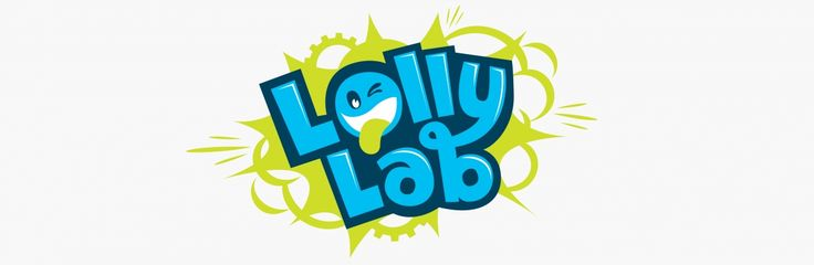 Lolly Lab logo by Onfire Design