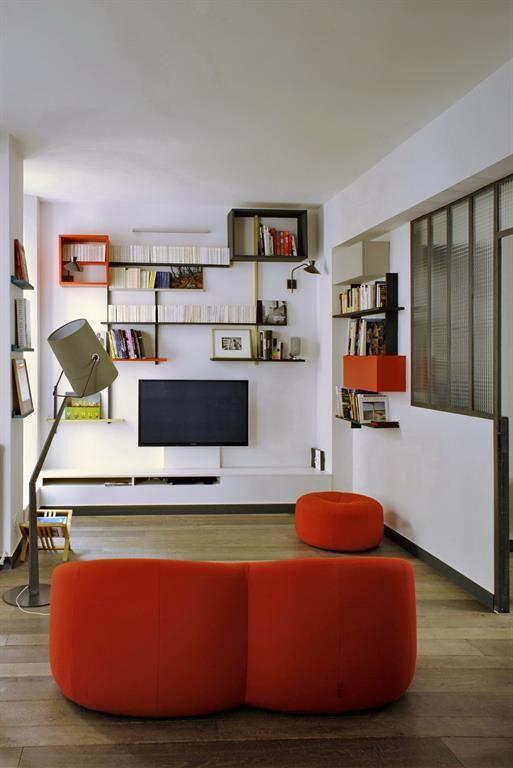 les 536 meilleures images propos de deco cuisine sejour. Black Bedroom Furniture Sets. Home Design Ideas
