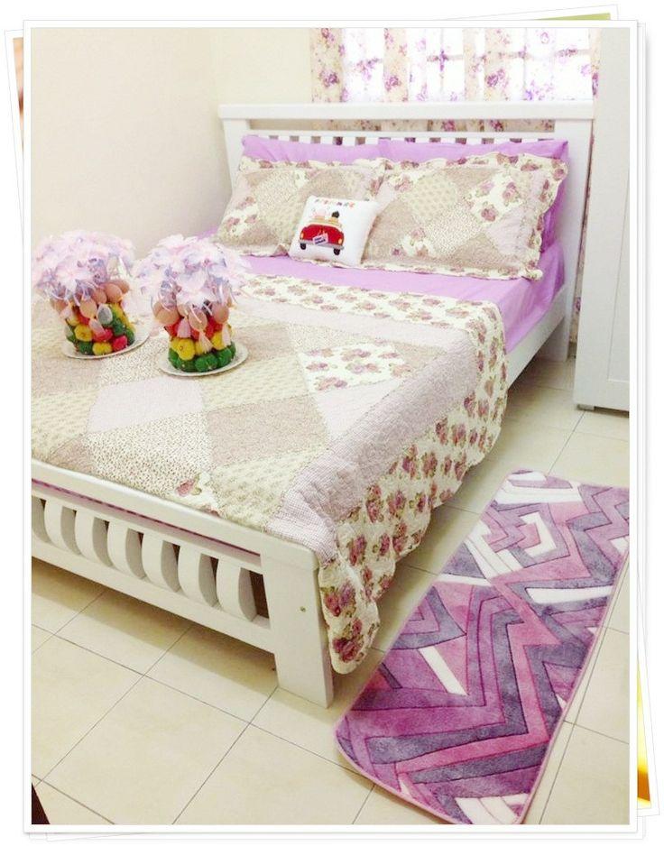 Sweet dreams theme / bilik pengantin