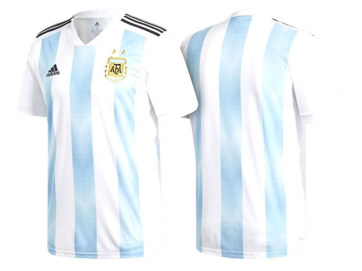 2018 Argentina Soccer Jersey