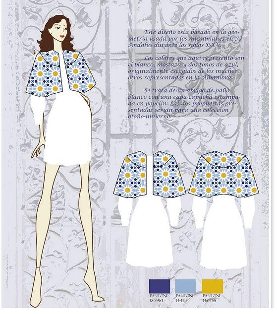 Diseño MLinde, ganador del concurso Fashion Talent (Málaga)