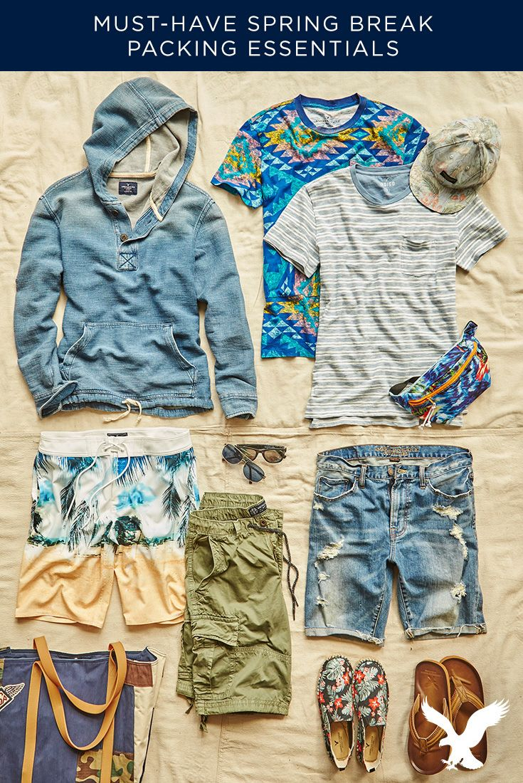 Spring Must Have Items: Spring Break Is Finally Here! Check Out Our Favorite Must