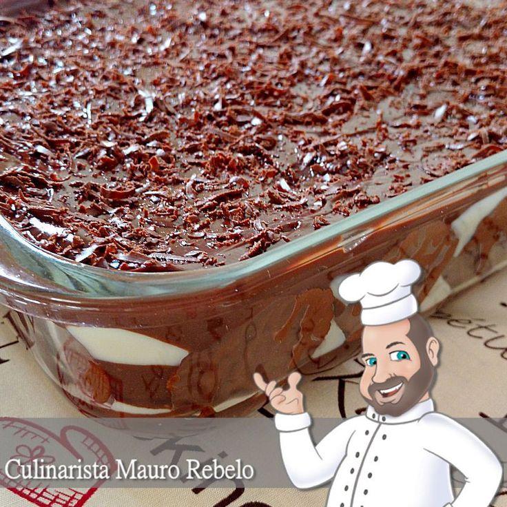 Você gosta de pave ?  Está procurando uma receita de pave ?  Esta receita de pave de chocolate  é muito boa.  Você vai aprender nesta ...