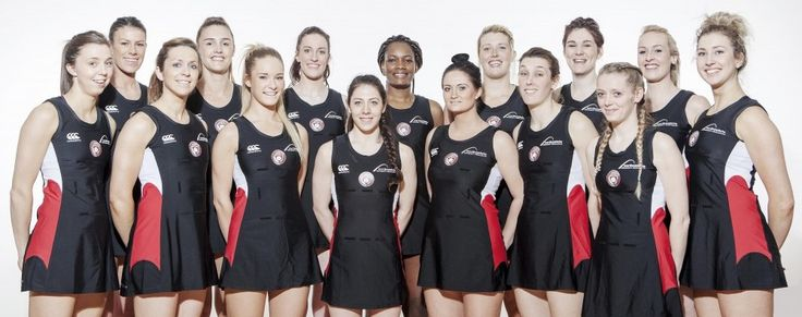 2015 Team Northumbria NSL Squad