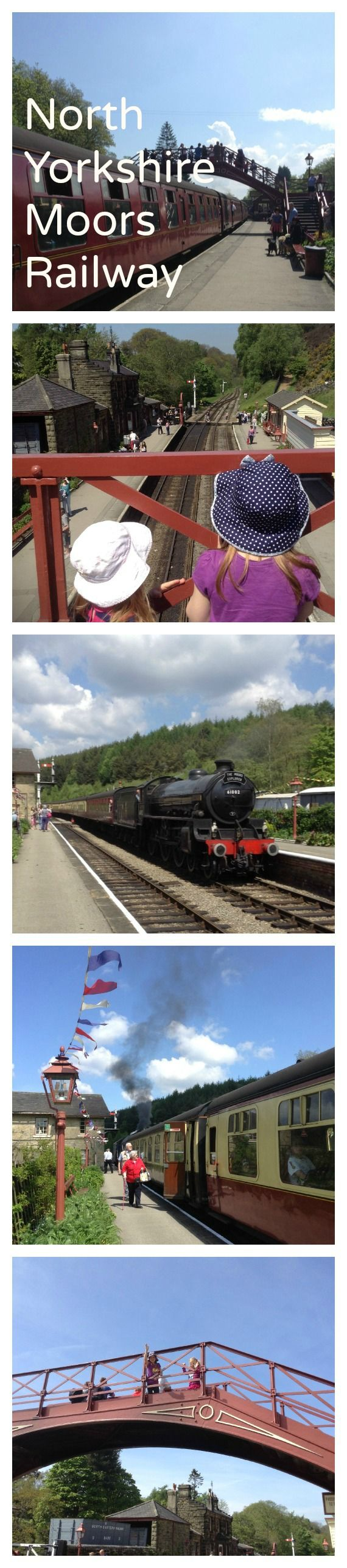 Our review of the North Yorkshire Moors Railway