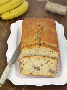 Pan de plátano ¡¡Como el de Starbucks!!