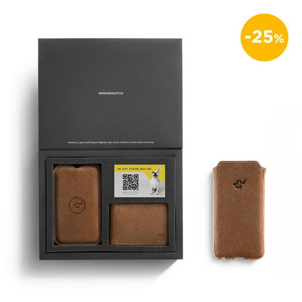 BLACK FRIDAY Gift Box Brown Bundle v.2